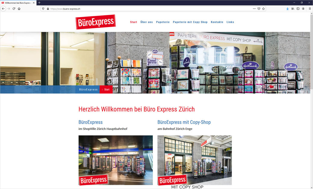 BüroExpress Zürich
