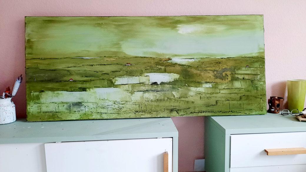 grüne Bilder - Landhschaft