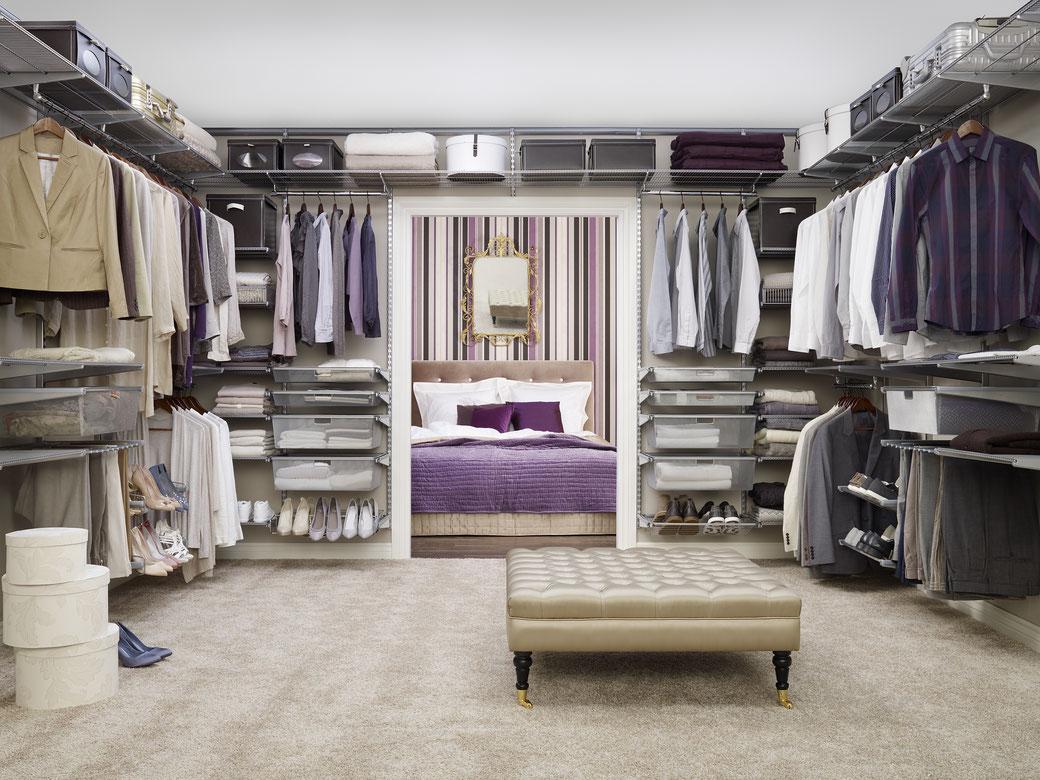 Elfa Regalsystem für jeden Raum im ganzen Haus - individuell ...