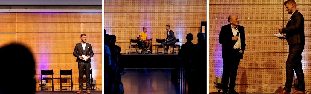 Thomas Odermatt TV-Moderator Wirtschaft Innovationspark Zürich