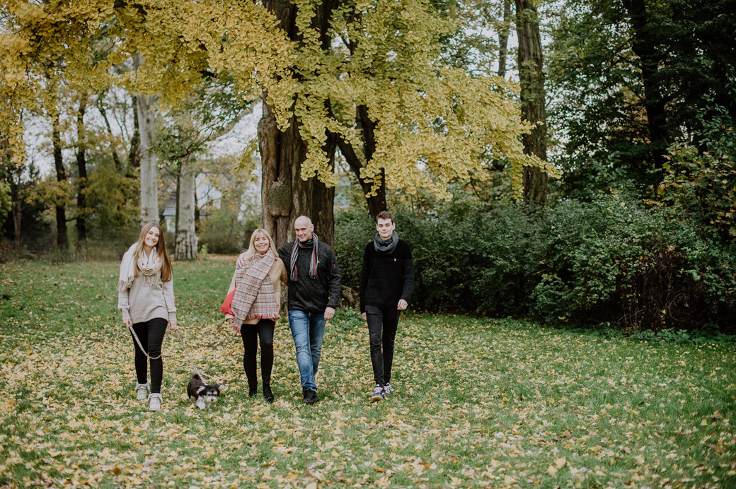 Familien Herbst Shooting