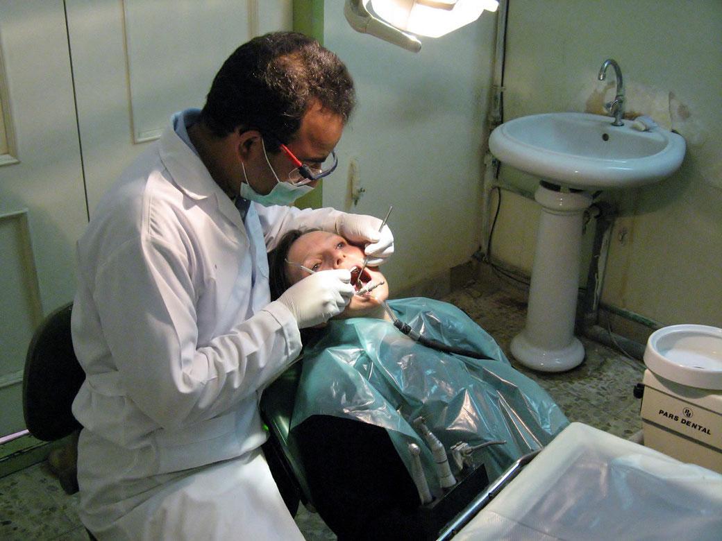 Iran Zahnarzt grenzenlosunterwegs
