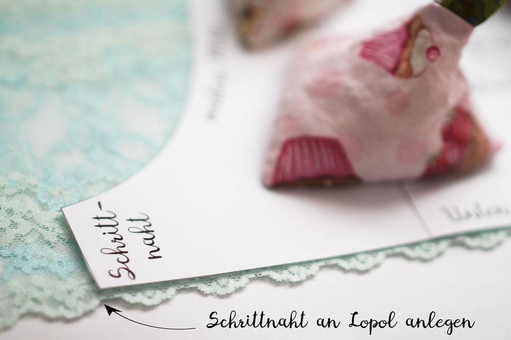 Juli Panty Schnittmuster & Anleitung - BRA&BEE Dessous zum ...