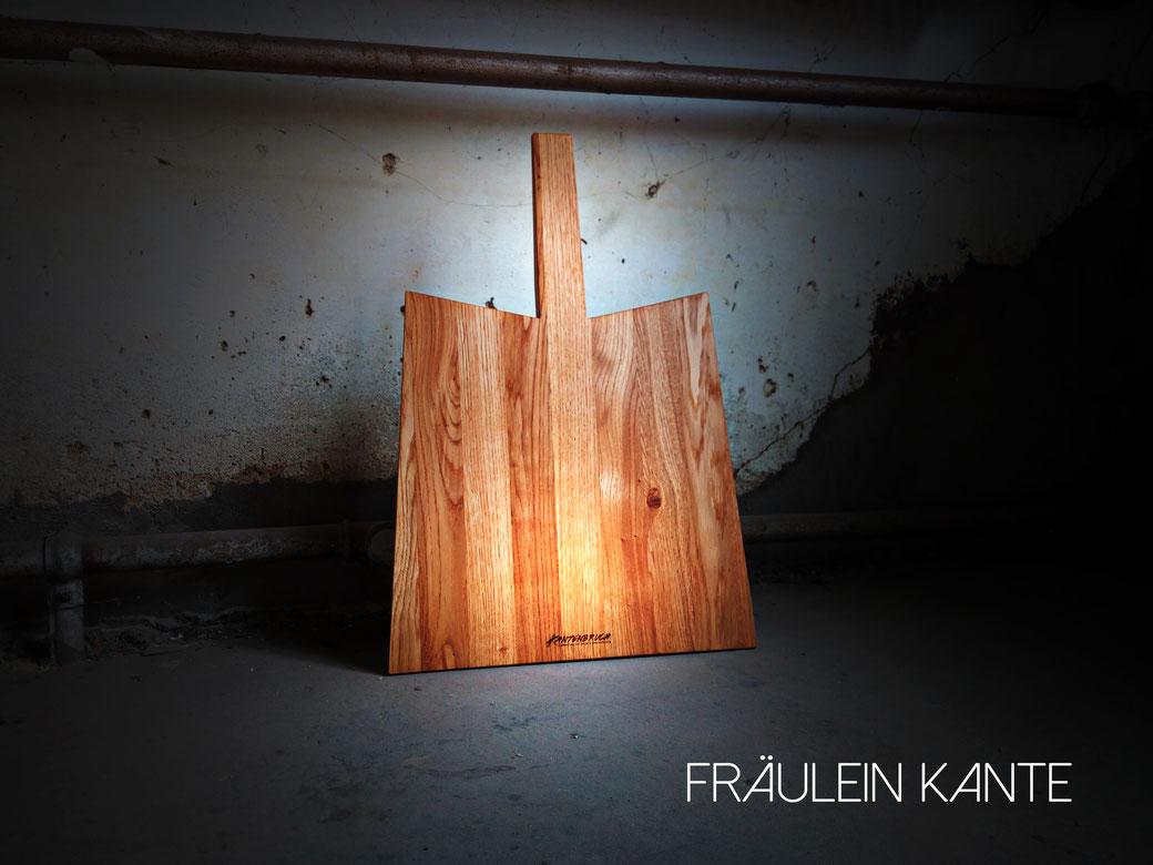 Schneide und Servierbrett  Holz | Hackbolck | Küche | Küchenaccessoires | Eiche | Handgemacht | Hirnholz | Längsholz