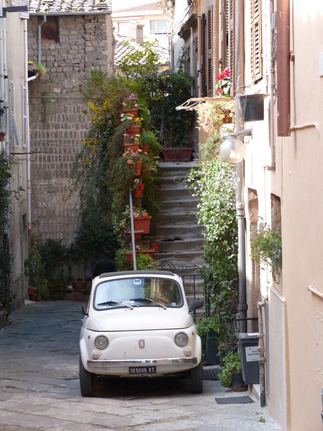 Altstadt-Impression aus Viterbo