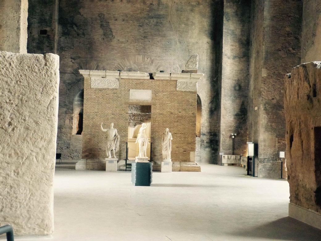 Die tollsten Museen in Rom - Die Diokletians Therme