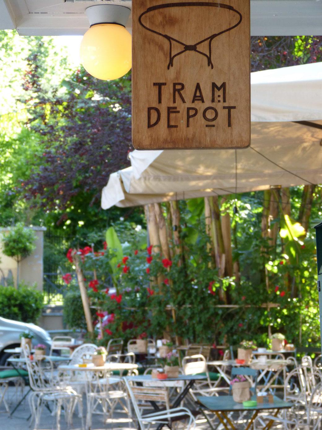 Frühling in Rom - Das Tram Depot ist eine urbane Oase im erlebenswerten Stadtviertel Testaccio