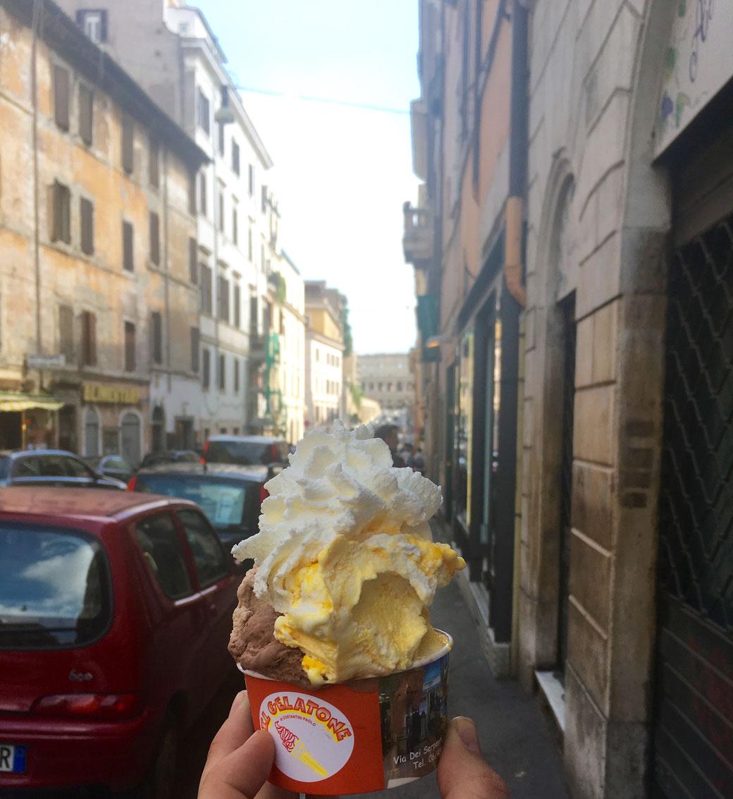 Das beste Eis in Rom - Die 10 besten Gelatiere der ewigen Stadt