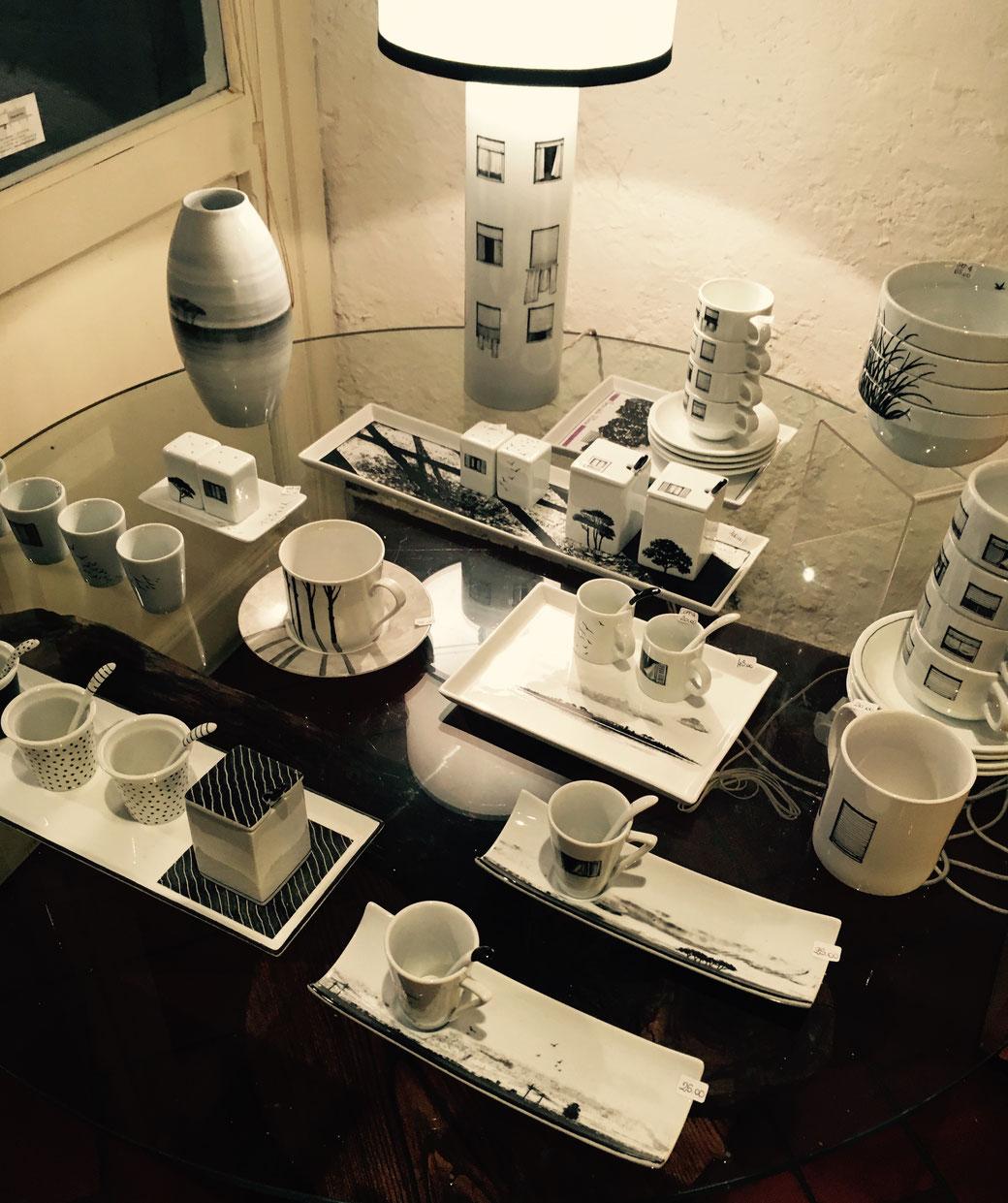 Bildschön! Die Porzellan-Kreationen von Picta!