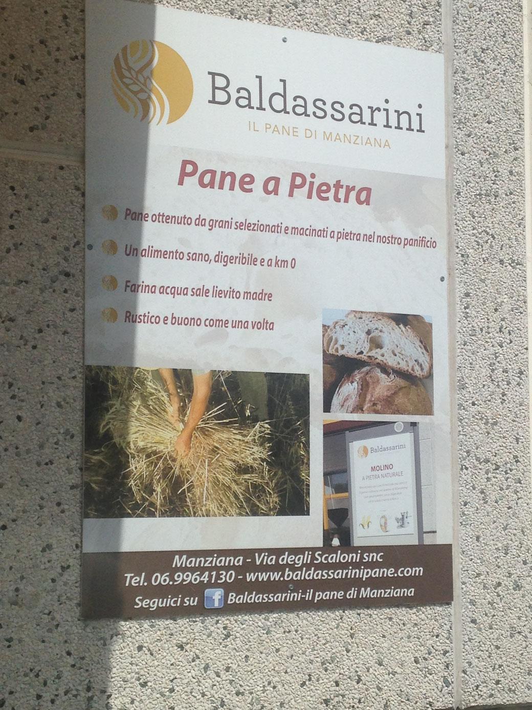 Sie duftet herrlich und ist richtig kross - die Pizza Bianca von Baldassarini