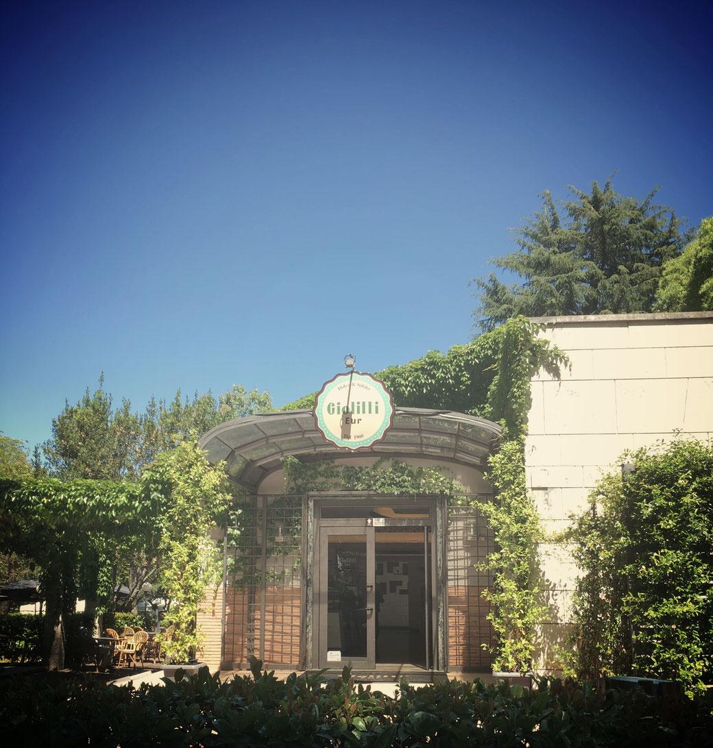 Die Gelateria Giolitti taucht in jedem Reiseführer auf. Der Ableger im Stadtviertel EUR bleibt dabei oft unerwähnt.