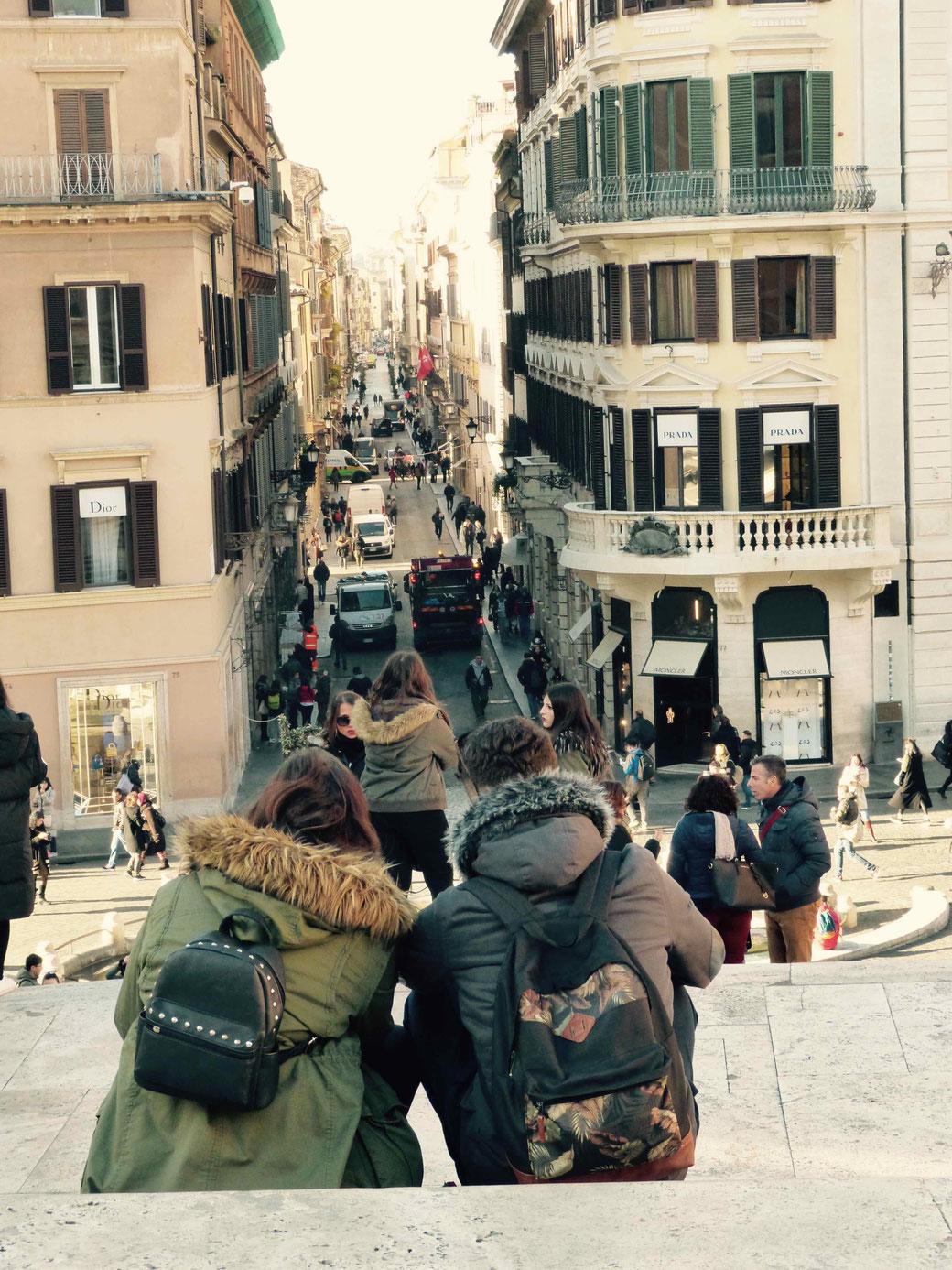 Valentinstag in Rom - Sechs Orte, an denen die Ewige Stadt zum Verlieben schön ist