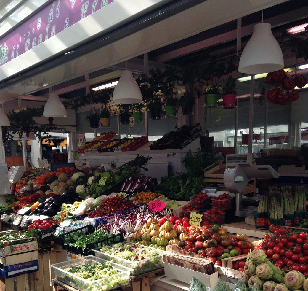 Märkte in Rom: Der Mercato in Testaccio gehört zu den schönsten!