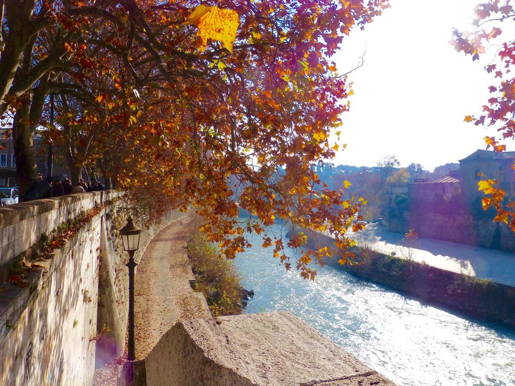 Rom im Oktober - Neun Inspirationen für eine Herbstreise in die ewige Stadt.