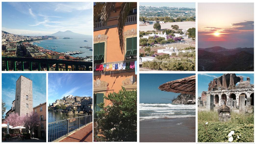 Reisegeschichten aus Italien