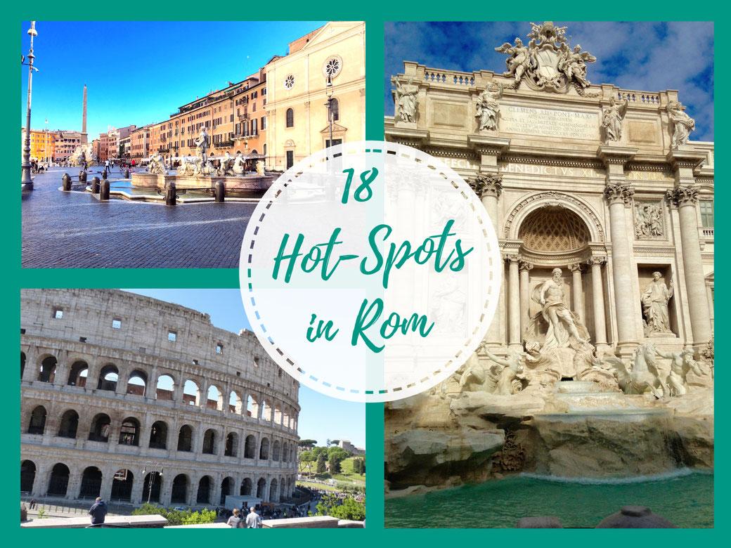 Rom Sehenswürdigkeiten Karte Deutsch.Rom Sehenswürdigkeiten 18 Highlights Auf Einmal Unterwegs In Rom