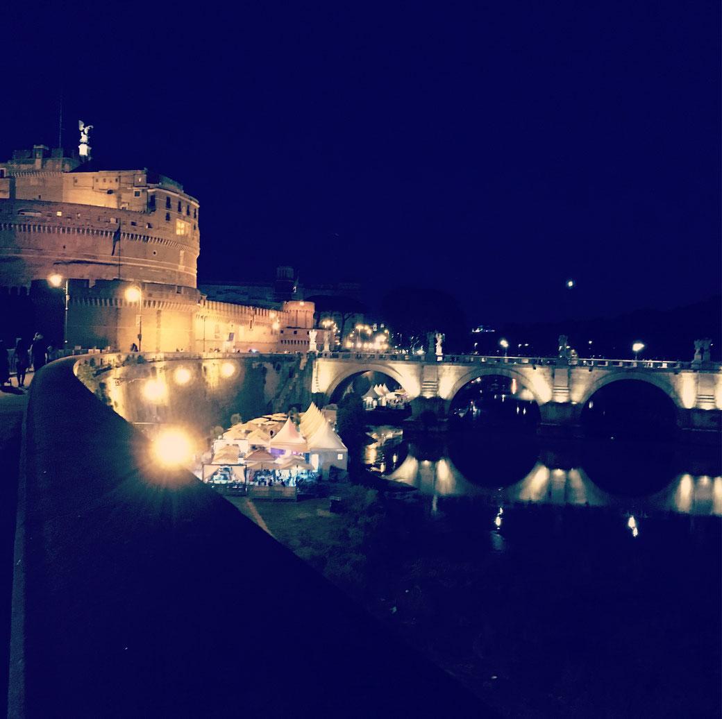 Der römische Festival Sommer - Von Juni bis September macht die ewige Stadt die Nacht zum Tag.