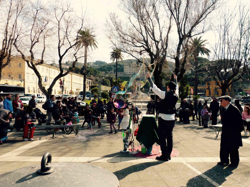 Karneval in Frascati