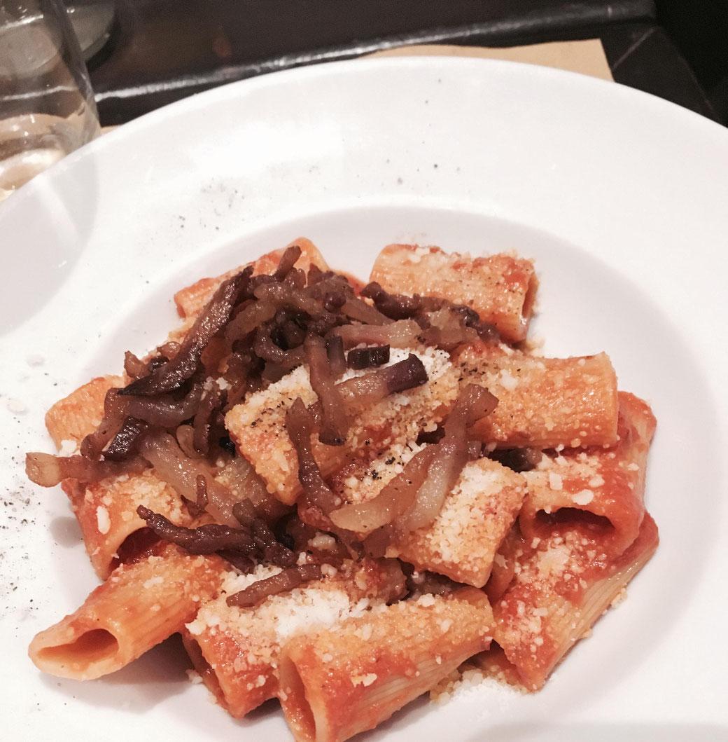 Amatriciana - Ein Leibgericht der Römer