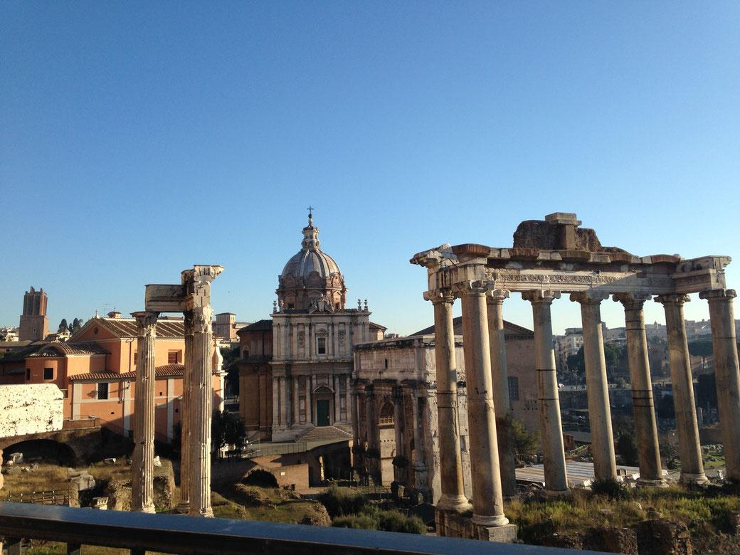 Wann ist die beste Reisezeit für Rom? Ich empfehle Euch eine Winterreise in die Ewige Stadt