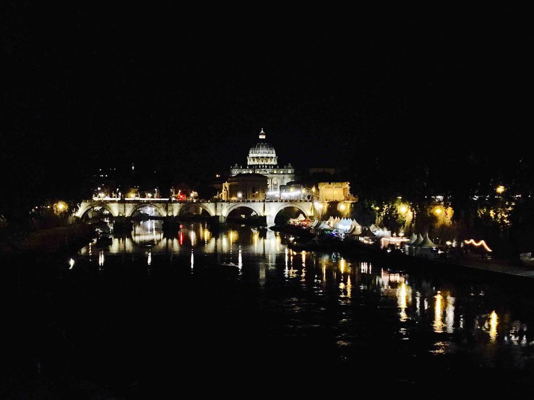 Sommer-Nachts-Traum in Rom - Die Chronik einer tropischen Nacht inkl. Ausgehtipps