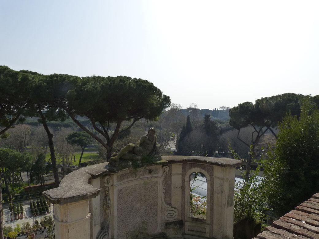 Geheimtipp Villa Celimontana - In den reizenden Park auf dem Celio Hügel verirren sich nur selten Touristen.