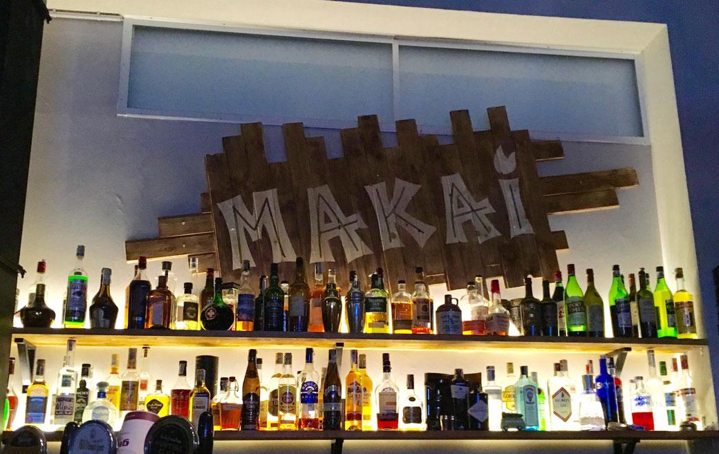 Rom meets Hawai und L.A. - Die Makai Surf & Tiki Bar in Ostiense