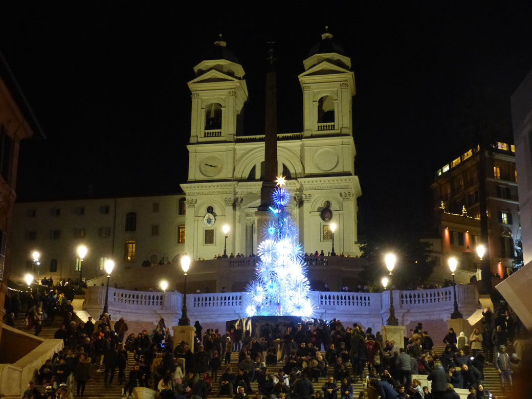Darum lohnt sich eine Reise im Dezember nach Rom! - Unterwegs in Rom