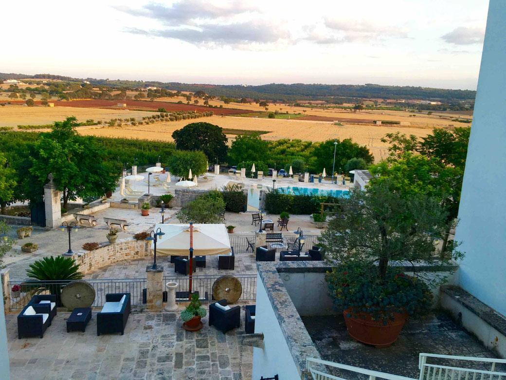 Masseria Torricella in Apulien - Der Agriturismo gehört zu meinen Top 5 der schönsten Unterkünfte, die ich in vier Jahren Italien kennenlernen durfte.