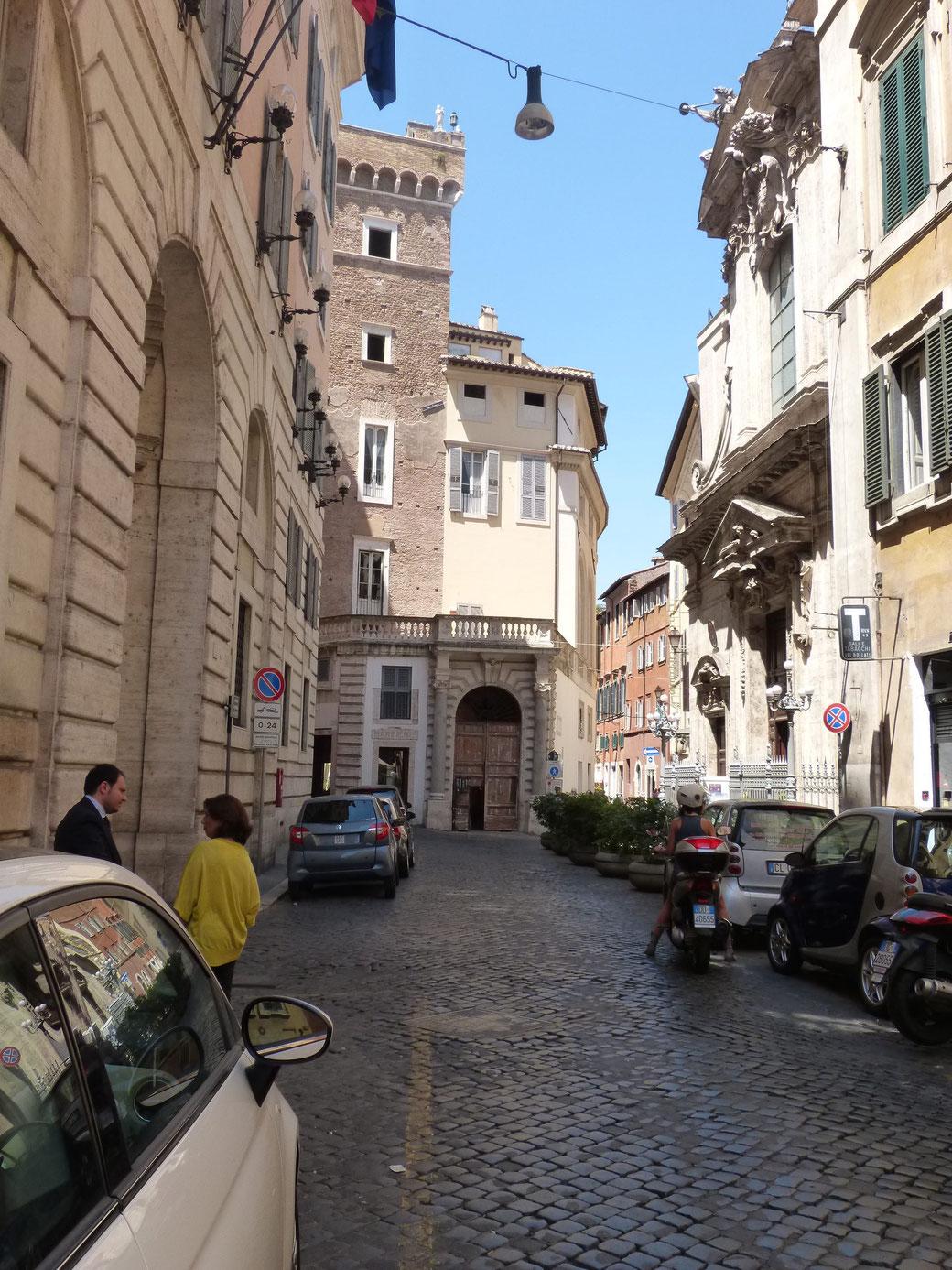 Auf den Spuren von Julia Roberts in Rom - Erkennt Ihr das Haus?