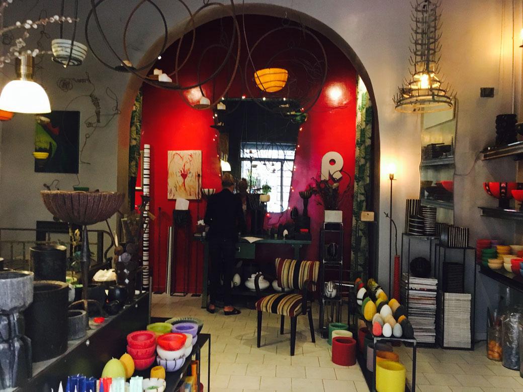 Der Candlestore der kreativen Andrea Moares.