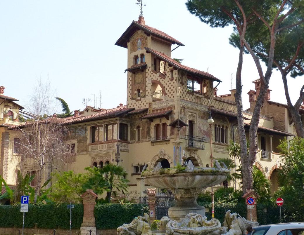 Quartiere Coppedè - Das märchenhafte Viertel in Rom