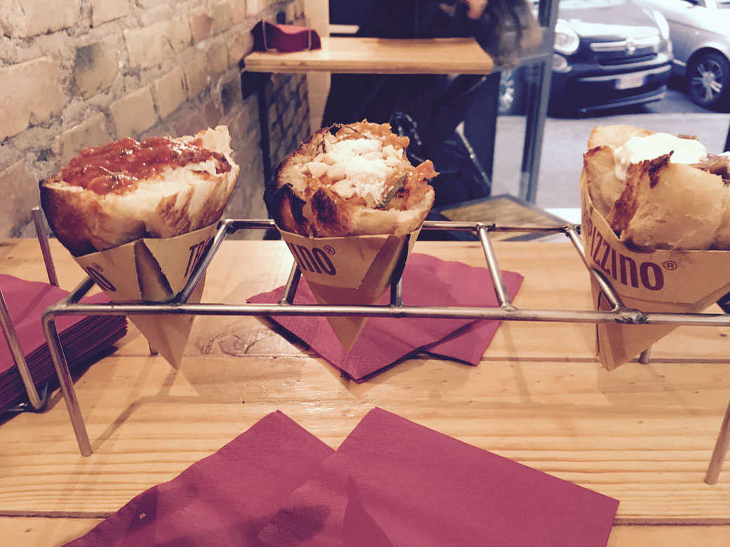 Die leckerste Versuchung seit es Pizza gibt: Trapizzino