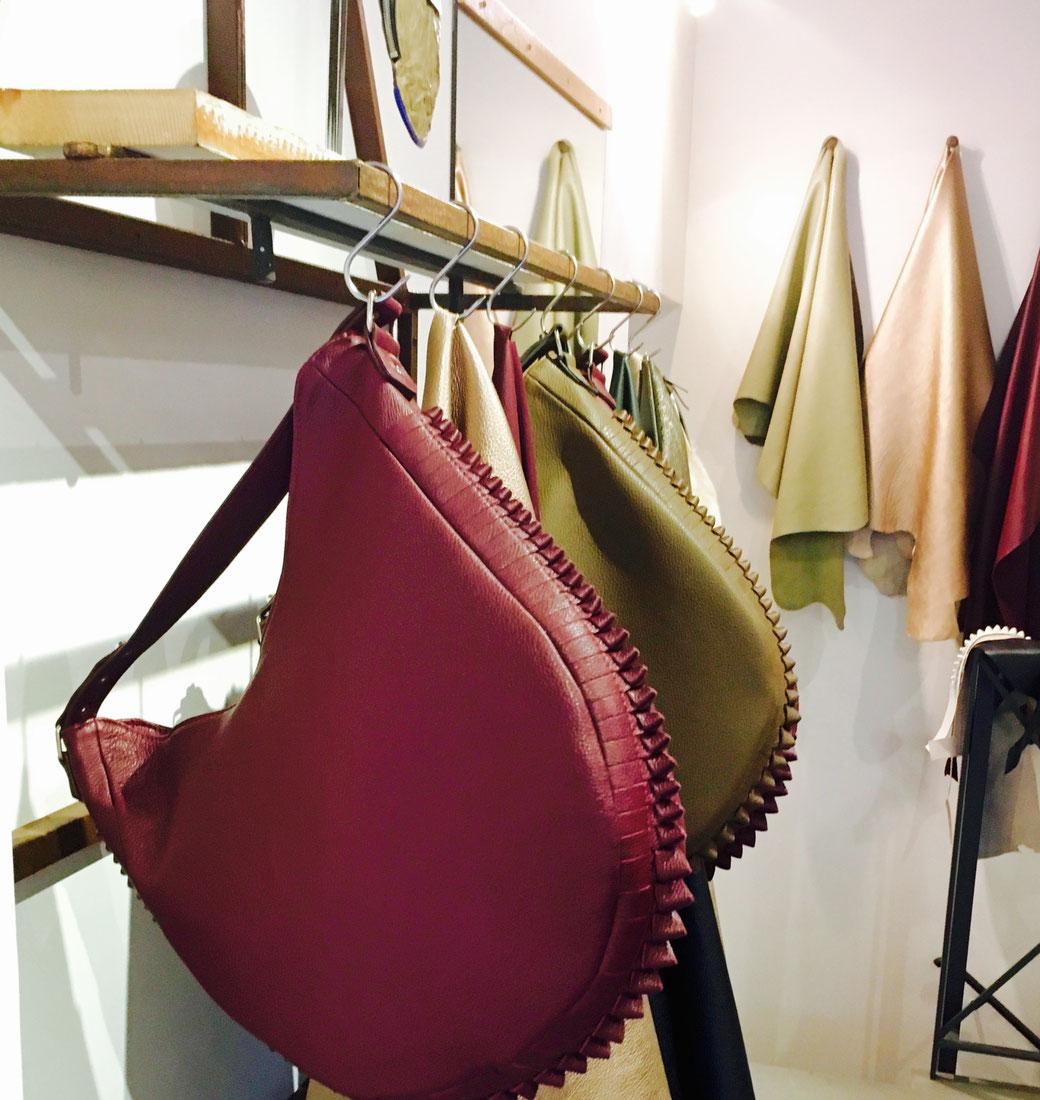 Design aus Rom - Die Handstaschen von Retropose.