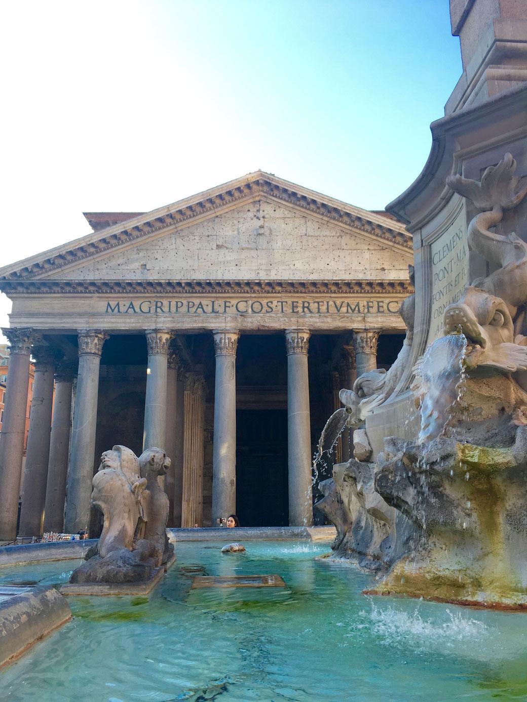 Ein City Guide durch Rom - 18 Sehenswürdigkeiten auf einem Rundgang