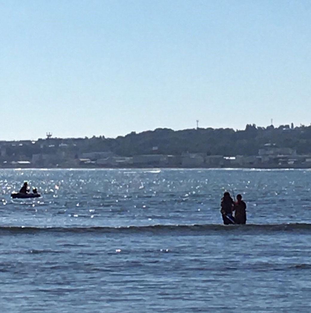 網走の趣味(釣り)写真5(海中2)