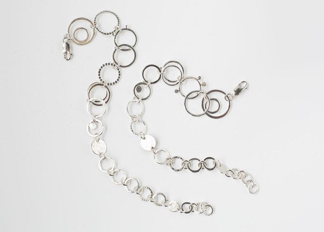 handcrafted sterling silver bangles bracelets