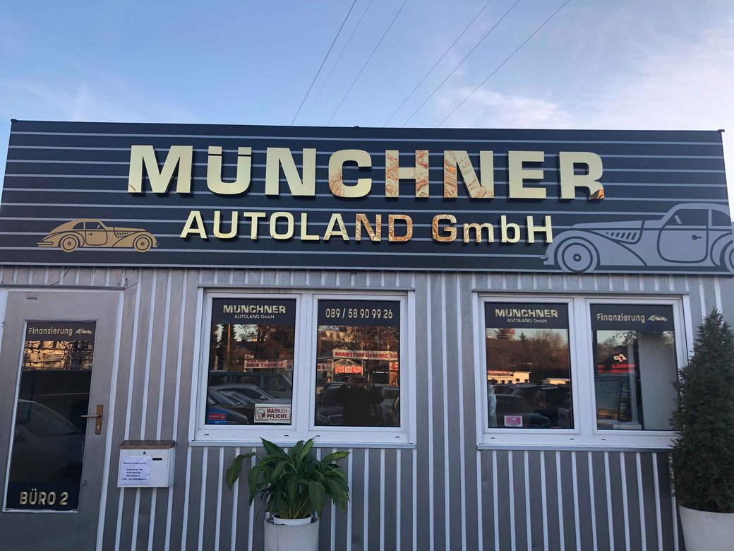 Münchner Autoland in München