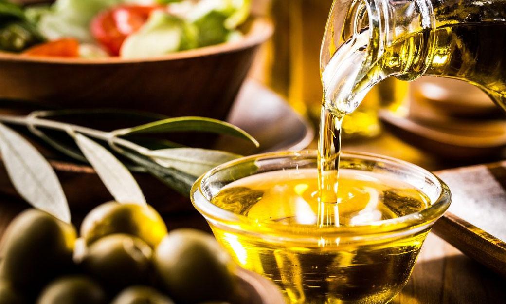 Olivenöl als Lebenselixier und als Quelle für Vitalität und Gesundheit