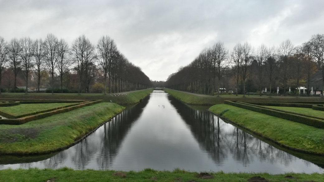 Prinz Moritz Kanal im Winter