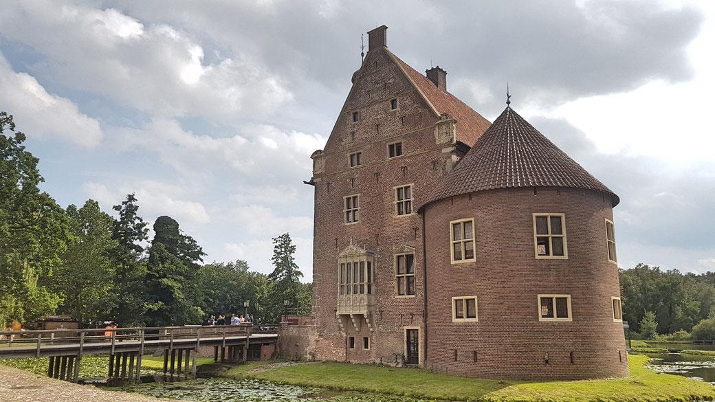 Ansicht Schloss Raesfeld 1