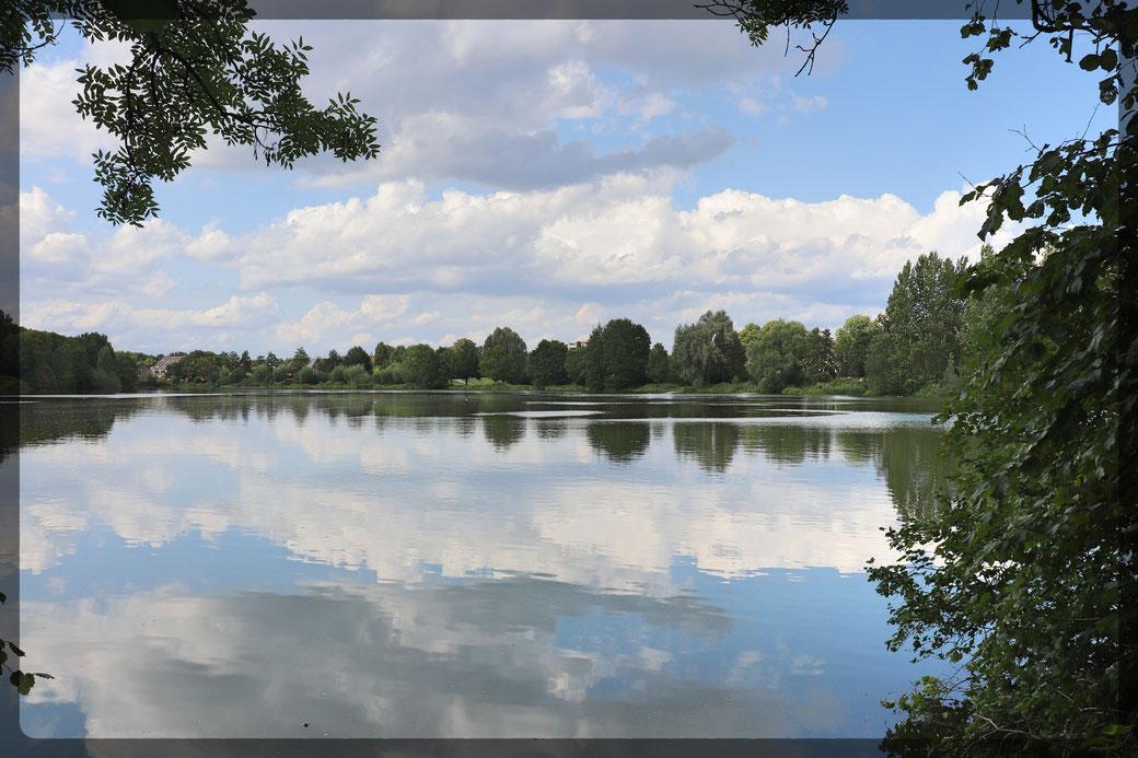 Liebliche Landschaften auf Premium-Wanderwelten in NRW