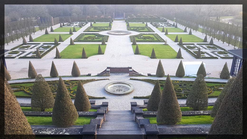 Garten des Klosters Kamp