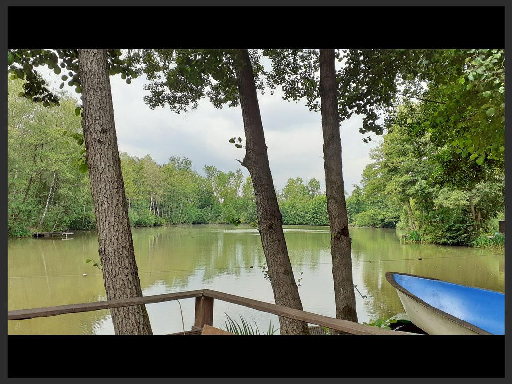Stille Landschaften - Angelpark Schermbeck