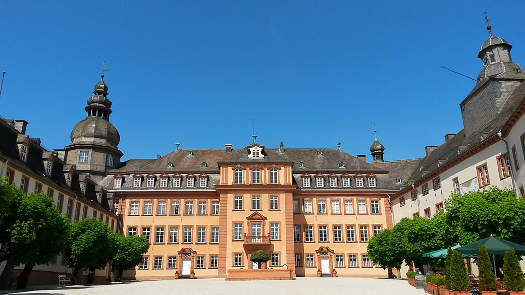 Fürstliches Schloß in Bad Berleburg