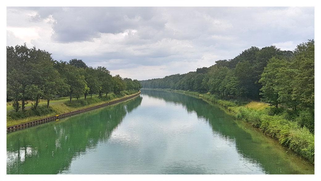 Stille Landschaften - am Wesel-Datteln-Kanal