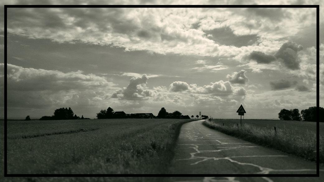 Manches Mal experimentiere ich mit Schwarz-weiß-Aufnahmen, ich hoffe es gefällt Euch