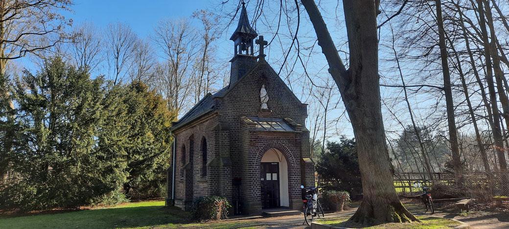 Die dritte und bisher letzte Version der Birkhof-Kapelle