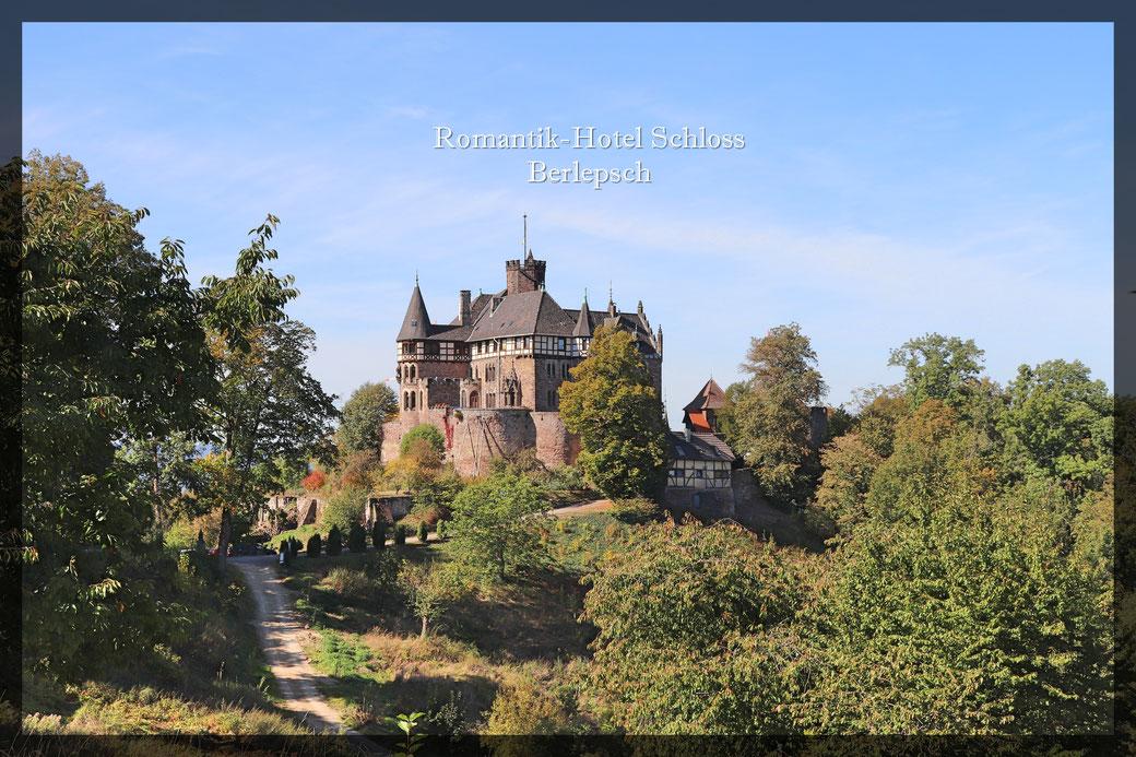 Unterwegs in der Grimm Heimat Nordhessen: Schloss Berlepsch, das Highlight im Werratal!