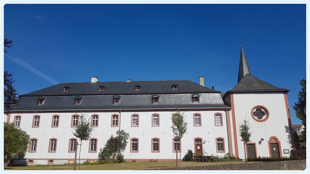 Kloster und Kirche Niederehe